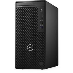 OptiPlex 3080 MT, Intel Core i5-10500 3.1GHz, 8GB DDR4, 256GB SSD + 1TB HDD, Intel UHD 630, Win 10 Pro, Black