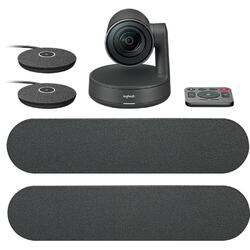 Rally Plus ConferenceCam Ultra-HD, Dual Speaker Black
