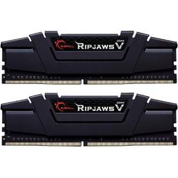 Ripjaws V DDR4 32GB 3600MHz CL18 Kit Dual Channel Black