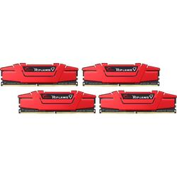 Ripjaws V DDR4 32GB 3000MHz CL15 Kit Quad Channel Red