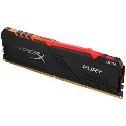 HyperX FURY RGB DDR4 16GB 3600MHz CL18