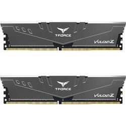 T-Force Vulcan Z DDR4 16GB 3600MHz CL18 Kit Dual Channel Grey