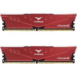 T-Force Vulcan Z DDR4 32GB 3600MHz CL18 Kit Dual Channel Red