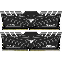 T-FORCE DARK Z FPS DDR4 4000MHz 16GB CL16 Kit Dual Channel
