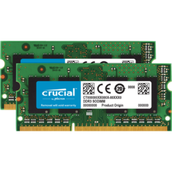 DDR3L 8 GB 1600MHz CL11 Kit Dual Channel