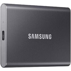 Portable T7 Touch 1TB USB 3.2 tip C, Grey