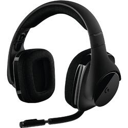 G533 Wireless, Black