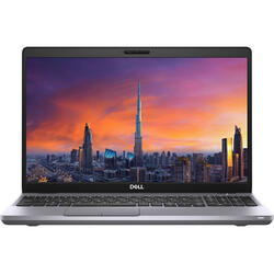 Mobile Precision 3551,15.6 inch FHD, Intel Core i9-10885H, 16GB RAM, 256GB SSD + 1TB HDD, Nvidia Quadro P620 4GB, Windows 10 Pro, 3Yr NBD