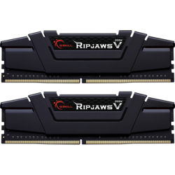 Ripjaws V Black 32GB, 4000 MHz, CL18, Kit Dual Channel