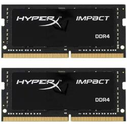 HyperX Impact DDR4 64GB 2933MHz, CL17, Kit Dual Channel