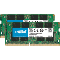 DDR4 32GB 3200 MHz, CL22, Kit Dual Channel