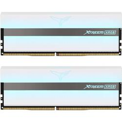 T-Force Xtreem ARGB DDR4 16GB 3200 MHz CL16 Kit Dual Channel White